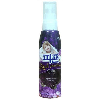 """Pigeon """"Rich Perfume Spray"""" Кондиционер для белья - парфюмированный спрей с ароматом """"Тайны дождя"""", 80 мл."""