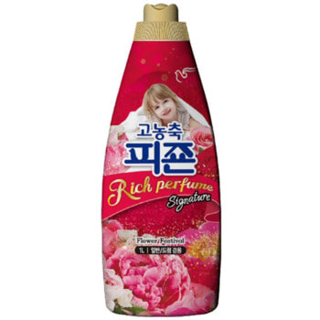"""Pigeon """"Rich Perfume Signature"""" Кондиционер для белья - парфюмированный супер-концентрат с ароматом """"Фестиваль цветов"""", 1 л."""