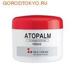 Neopharm Atopalm Крем для лица с многослойной эмульсией, 160 мл.ДЛЯ АТОПИЧНОЙ, ГИПЕРЧУВСТВИТЕЛЬНОЙ КОЖИ<br>ATOPALM Крем для лица с многослойной эмульсией, 160 мл.   <br> Глубоко увлажняет кожу, восстанавливает её барьерные функции, снимает воспаление и раздражение кожи, способствует заживлению различных кожных высыпаний, микротрещин, царапин. Средство не содержит спирта и пигментов, вместо искусственных ароматизаторов в его состав включены масла. Регулярное использование крема позволяет добиться оптимального уровня увлажнения кожи, оздоравливая и защищая её от внешних раздражителей. <br><br>глубоко увлажняет кожу. <br>восстанавливает её барьерные функции.<br>снимает воспаление и раздражение кожи. <br>способствует заживлению различных кожных высыпаний, микротрещин, царапин. <br>Средство не содержит спирта и пигментов, вместо искусственных ароматизаторов в его состав включены масла. <br>Регулярное использование крема позволяет добиться оптимального уровня увлажнения кожи, оздоравливая и защищая её от внешних раздражителей. <br><br> Доказано, что АТОПАЛМ безопасен и эффективен для детей, страдающих атопическим дерматитом. АТОПАЛМ очень полезен при чувствительной коже в зрелом возрасте и выраженной сухости кожи пожилых людей, для усталой из-за перенапряжения кожи, питания неполноценной готовой пищей и полуфабрикатами, загрязнения окружающей среды. <br>  Применение: Нанести необходимое количество крема, массировать до полного впитывания  Ингредиенты: Aqua, Glycerin, Propanediol, Caprylic/capric triglyceride, Myristoyl/palmitoyl oxstearamide/arachamide MEA,Sorbitan stearate, Cetearyl alcohol, Glyceryl stearate, Vitis vinifera seed oil, Camellia sinensis seed oil, Dimethicone, Olea europaea fruit oil, Hydrogenated vegetable oil, Sodium hyaluronate, Portulaca olearacea, Hydrolysed extension, Tocopheryl acetate, Panthenol, Phytosterols, Bisabolol, Allantoin, Zinc gluconate, Xanthan gum, Stearic acid, Polyglyceryl-10 distearate, 1,2-hexanediol, Caprylyl glycol, Tropolone, Fra