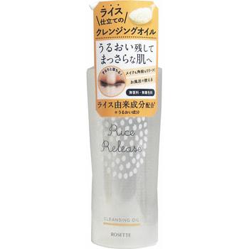 """Rosette """"Rice Release"""" Масло для снятия водостойкого макияжа с рисовыми экстрактами, 200 мл. (фото)"""