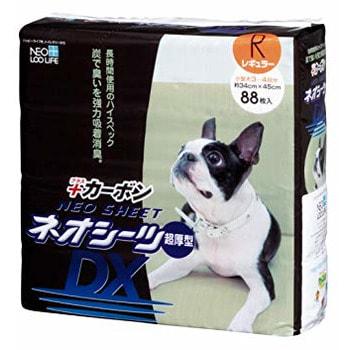 """Neo Loo Life """"Neo sheet dx"""" Пелёнки впитывающие для домашних животных с активированным углем - 34*45см., 88 шт."""