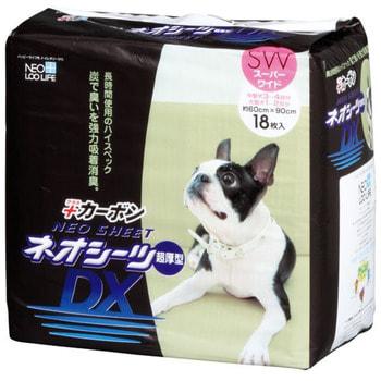 """Neo Loo Life """"Neo sheet dx"""" Пелёнки впитывающие для домашних животных с активированным углем - 60*90 см., 18 шт."""