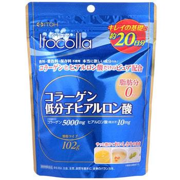 "Itoh Kanpo Pharmaceutical ""Itocolla"" Коллаген с гиалуроновой кислотой, 102 гр."
