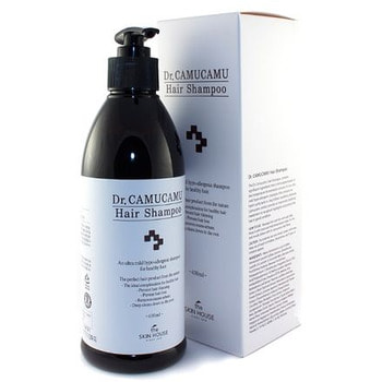 "The Skin House ""Dr.Camucamu Hair Shampoo"" Шампунь для волос с экстрактом ягод каму-каму, 400 мл."