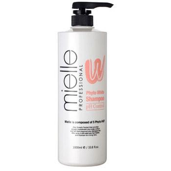 """JPS """"Professional Phyto White Shampoo"""" Шампунь на основе растительных экстрактов, 1000 мл."""