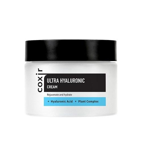 """Coxir """"Ultra Hyaluronic Cream"""" Крем увлажняющий с гиалуроновой кислотой, 50 мл. (фото)"""
