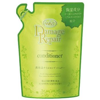 "Nihon ""Wins Damage Repair Shampoo"" Восстанавливающий кондиционер с маслом Арганы, мягкая упаковка, 370 мл."