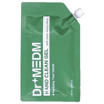 """Dermal """"Dr+Medm"""" Антисептик для рук с антибактериальным и увлажняющим эффектом, спиртосодержащий, мягкая упаковка, 50 мл."""