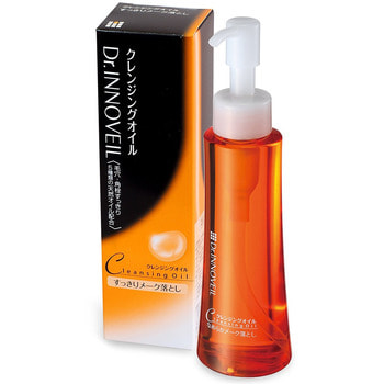 """Product Innovation """"Dr. Innoveil"""" Гидрофильное масло для удаления водостойкого макияжа на 5 натуральных маслах, 120 мл. (фото)"""