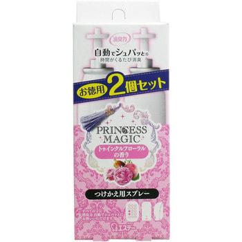 """ST """"Shupatto Shoushuu plug - Распускающиеся цветы"""" Сменный баллон для автоматического освежителя воздуха, 39 мл."""