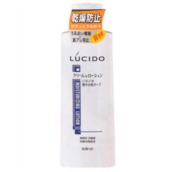 """Mandom """"Lucido Drying Lotion"""" Мужской увлажняющий и освежающий лосьон с антибактериальным эффектом без запаха, красителей и консервантов, 140 мл."""
