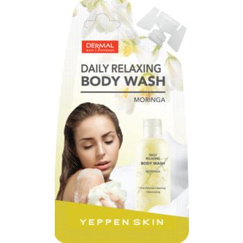 Yeppen Skin Расслабляющее жидкое мыло для тела с увлажняющим и глубокоочищающим эффектом, 20 гр. (фото)