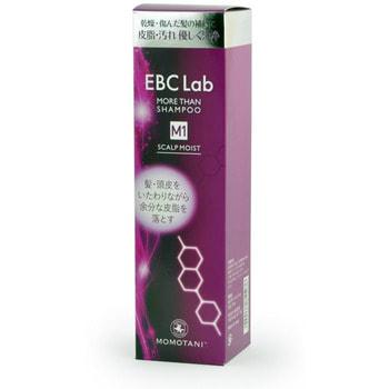 "Momotani ""EBC lab scalp moist more than shampoo"" Увлажняющий шампунь для придания объема, для сухой кожи головы, 290 мл. (фото)"