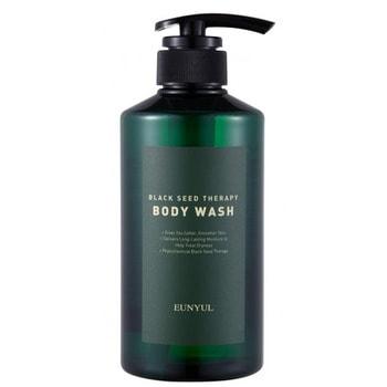 "Eunyul ""Black Seed Therapy Body Wash"" Гель для душа с маслом черного тмина, 500 мл. (фото)"