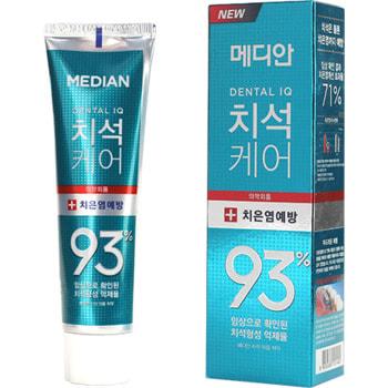 "Median ""Dental IQ Gum Care Tooth Paste"" Зубная паста для профилактики гингивита, 120 гр."