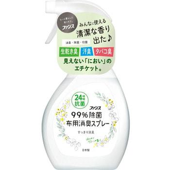 Daiichi Cпрей для ткани дезодорирующий с антибактериальным эффектом, зеленый аромат, 380 мл.