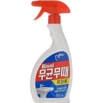 """Pigeon """"Bisol"""" чистящее средство для ванной комнаты, с аромат свежих трав, 500 мл."""