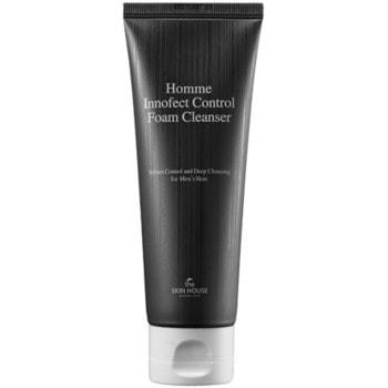 "The Skin House ""Homme Innofect Control Foam Cleanser"" очищающая пенка для мужчин, 120 мл."