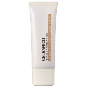 "Celranico ""Super Perfect Chok Chok BB SPF30/Pa++"" ВВ-крем для лица с муцином улитки, SPF30/Pa++, 40 мл."