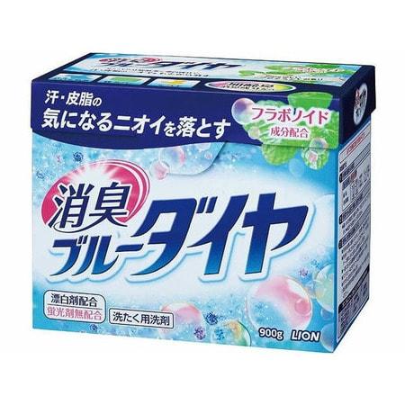 """Lion """"Blue Diamond - Голубой Бриллиант"""" Стиральный порошок дезодорирующий, ферментный, 900 гр."""