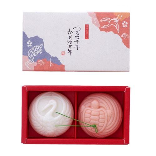 """MASTER SOAP Nagomi Soap Set / Подарочный набор """"Журавль и черепаха""""."""
