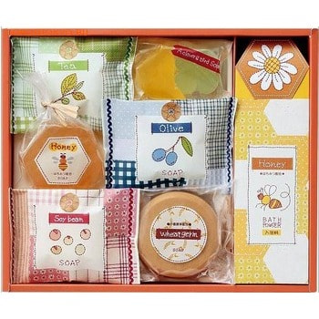 "MASTER SOAP Nagomi Soap Set / ���������� ����� ""��������� �����""."
