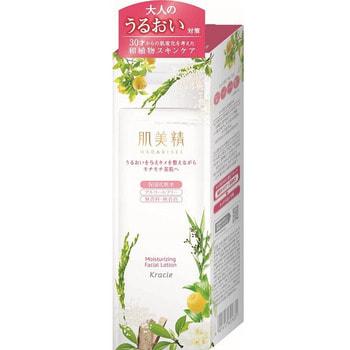 "Kracie ""Hadabisei"" Лосьон для лица увлажняющий c экстрактами японских растений, 200 мл. (фото)"