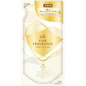 """Nissan """"Fine Fragrance Ciel"""" Парфюмированный кондиционер-ополаскиватель для белья, с ароматом лимона, зеленого яблока, фрезии, цикламена и сирени, сменная упаковка, 500 мл. (фото)"""