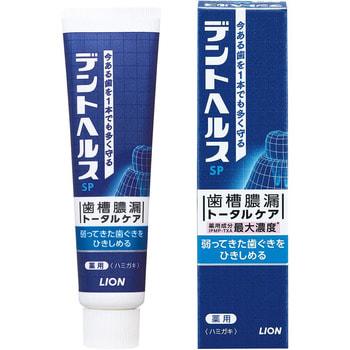 "Lion ""Dent Health SP"" Зубная паста для профилактики опущения, кровоточивости десен и неприятного запаха изо рта, 30 гр."