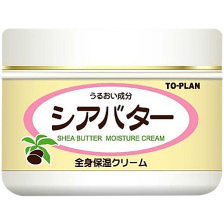 """To-Plan """"Shea Butter Moisture Cream"""" Крем для лица с маслом Ши, с коллагеном, гиалуроновой кислотой и оливковым маслом, 170 гр."""
