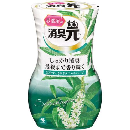 """Kobayashi """"Shoshugen Fairy Botanical Herbs"""" Жидкий дезодорант для комнаты """"Ботаника"""", с ароматом вербены, мускуса и цитрусовых, 400 мл. (фото)"""