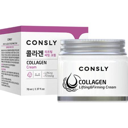 "Consly ""Collagen Lifting&Firming Cream"" Лифтинг-крем для лица, 70 мл. (фото)"