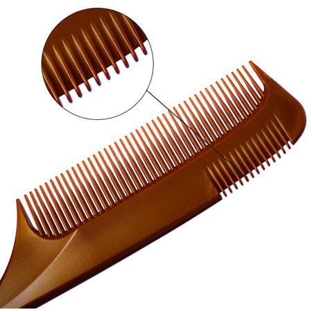 """Vess """"Arrange Comb For Styling"""" Расческа-гребень для укладки волос с частыми зубцами. (фото)"""