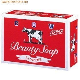 """COW """"Beauty Soap"""" Молочное туалетное мыло с ароматом цветов, 100 гр."""
