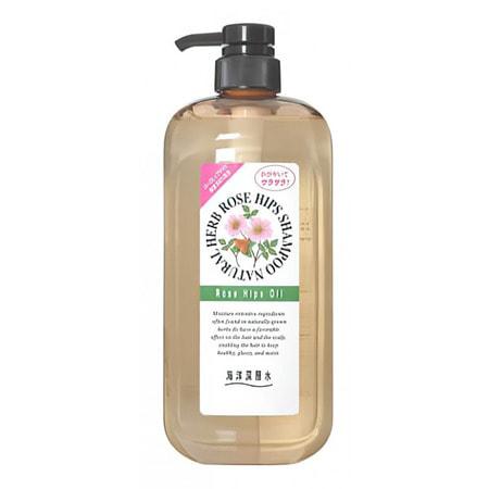 DIME NATURAL HERB ROSEHIPS SHAMPOO / Шампунь для волос на основе натуральных растительных компонентов, 1000 мл.