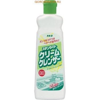 """KANEYO Крем чистящий для кухни """"Kaneyo – экстракт мяты"""", 400 гр."""