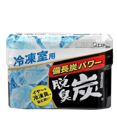 ST Серия «Dashshuutan» - Желеобразный дезодорант с древесным углем «Бинчотан» для морозильной камеры холодильника, 70 гр.