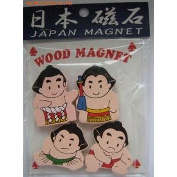 Магнит для холодильника, 4 шт. в упаковке.