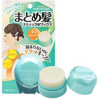 """Utena """"Matomage"""" Воск для укладки волос, с маслом камелии и витамином E, сильная фиксация, 13 гр."""