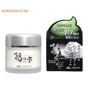 DIME KUZU NO SHIZUKU GEL CREAM / Крем - гель с экстрактом пуэрарии, 35 гр.
