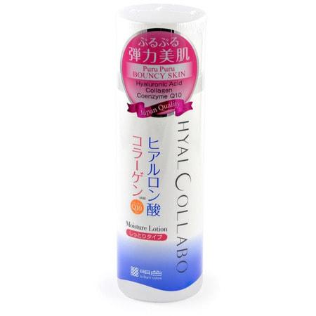 MEISHOKU HYALCOLLABO MOIST LOTION / Глубокоувлажняющий лосьон (с наноколлагеном и наногиалуроновой кислотой), 180 мл.