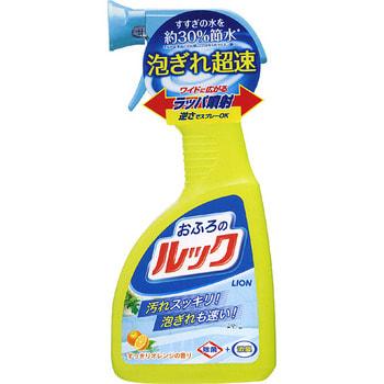 """Lion """"Чистый дом"""" Жидкость для ванной комнаты чистящая. с ароматом апельсина, 400 мл."""
