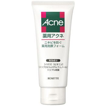 """ROSETTE """"ACNE"""" Пенка для умывания для проблемной кожи, 130 гр."""