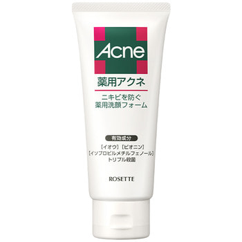 "Rosette ""Acne"" Пенка для умывания для проблемной кожи, 130 гр. (фото)"