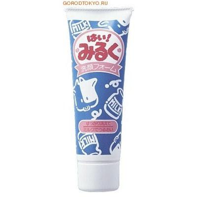 """ROSETTE Для подросткового возраста. """"Хай"""" Увлажняющая молочная пенка для умывания с молочным казеином и лактозой, с тонким молочно-цветочным ароматом, 120 гр."""