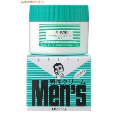 UTENA «Mens» Увлажняющий крем после бритья для сухой и чувствительной кожи c хлорофилом, 60 гр.Уход за лицом<br>Крем после бритья имеет легкую и нежную текстуру, благодаря чему, быстро впитывается и не оставляет ощущения липкости и блеска.  Входящий в состав хлорофилл способствует регенерации кожи, обладает ранозаживляющим, противовирусным действием.  Жидкий ментол подарит ощущение свежести Вашей коже.  <br><br>Способ применения: Легкими массажными движениями нанесите на кожу лица, после бритья, душа или умывания.<br><br> <br><br>Состав: Вода, бегеновая кислота, стеариновая кислота, сетанол, поглицирин, пропиленгликол, минеральное масло, бутилстеарат, вазелин, TIPA, изопропилпальмитат, спирты ланолина, 3-полиэтиленгликоль сеарат, полиэтиленгликоль-75, этиловый спирт, ментол, цемол-5, хлорофиллил медного натрия, аллантоин, хлорид пиридоксина, оксид титана, оксид железа, метилпарабен, бутилпарабен, крамстиель желтый 504, краситель синий 404, краситель красный 404, отдушка.<br>