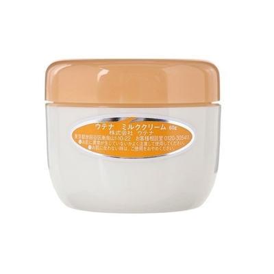 UTENA Питательный крем с казеином и скваланом для нормальной и сухой кожи лица, 60 гр.
