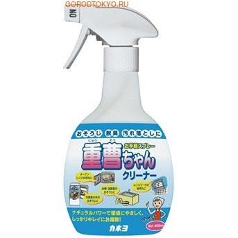 """KANEYO Экологически чистый спрей для уборки на кухне, в ванной или туалетной комнатах, с чайной содой """"Kaneyo"""", 400 мл."""