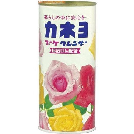 """KANEYO Порошок чистящий """"Kaneyo"""" аромат цветов, 400 гр. от GorodTokyo"""