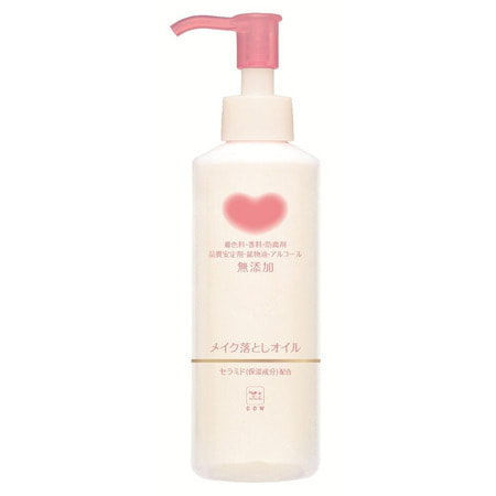 """COW """"Mutenka"""" Увлажняющее пенящееся средство для снятия макияжа, на масляной основе, с натуральными ингредиентами, без добавок, 150 мл."""